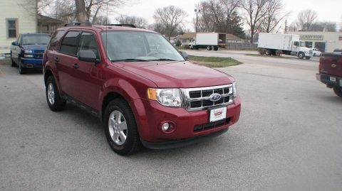Pre-Owned 2011 Ford Escape 4d SUV 4WD XLT