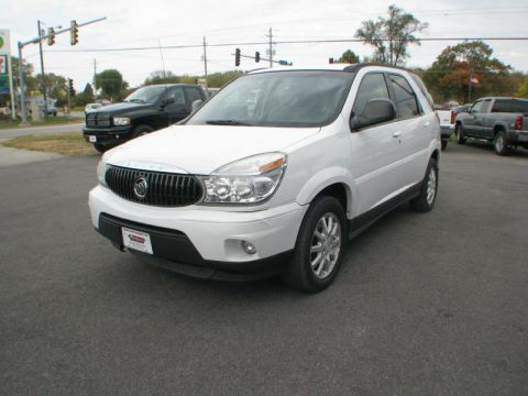 Pre-Owned 2006 Buick Rendezvous 4d SUV AWD CX