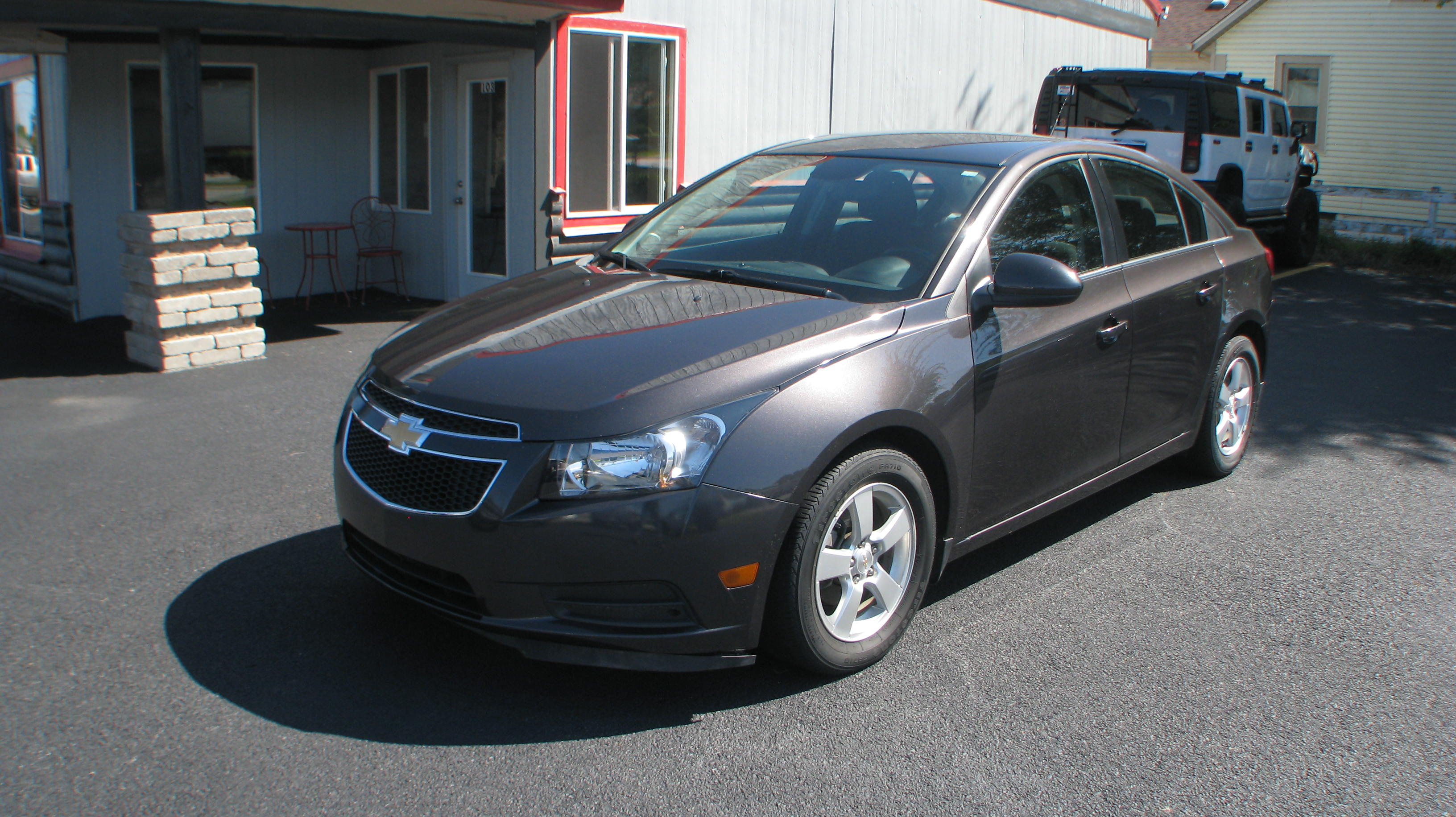 Pre-Owned 2014 Chevrolet Cruze 4d Sedan LT1 AT