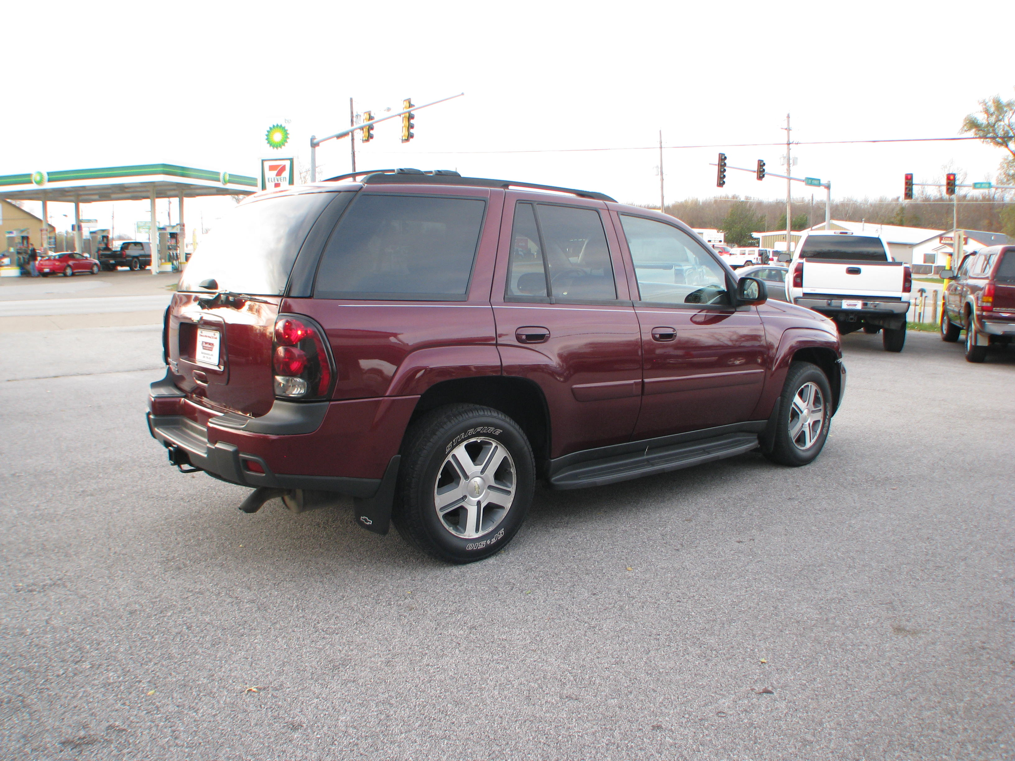 Pre-Owned 2005 Chevrolet Trailblazer 4d SUV 4WD LT
