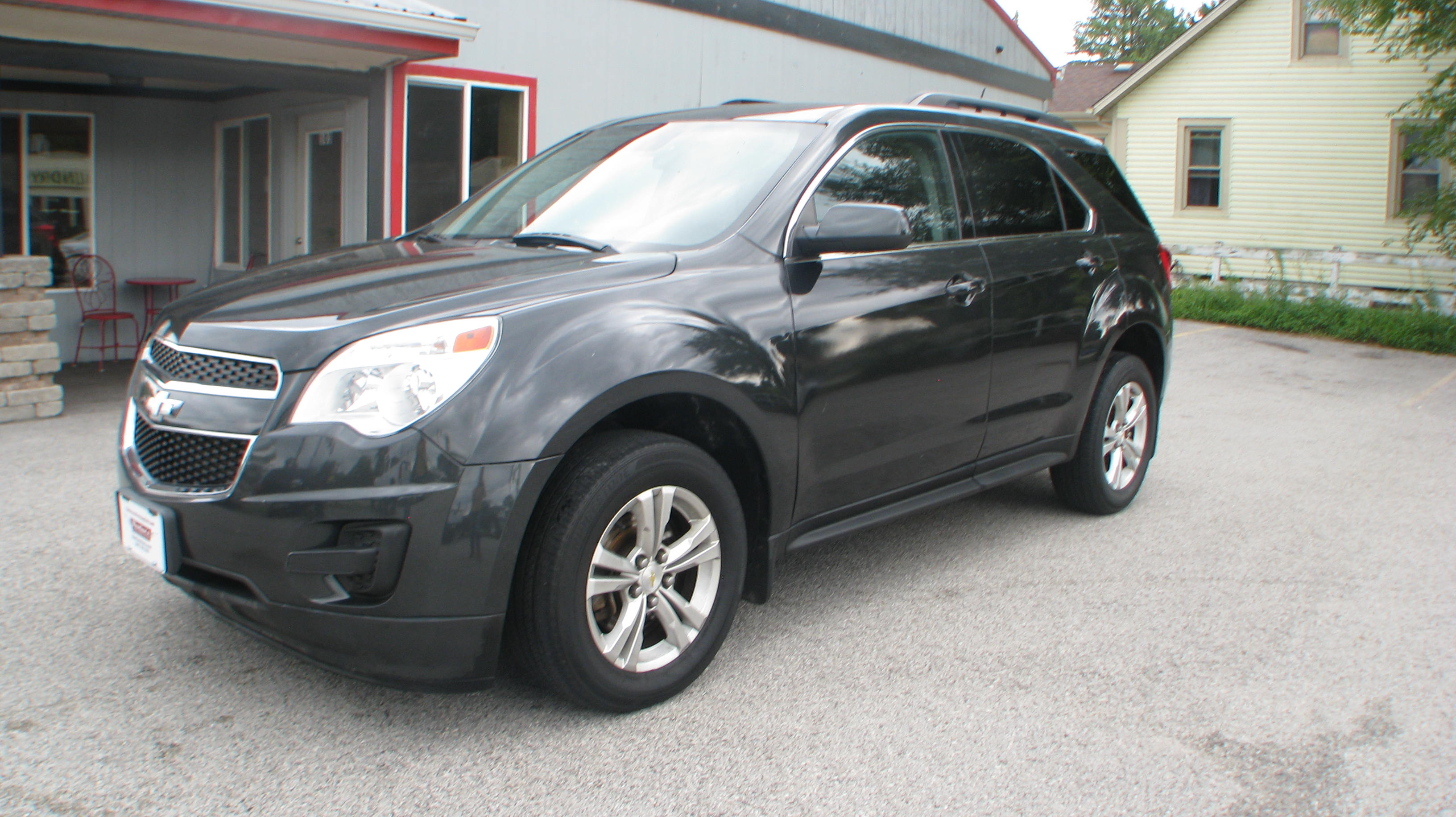 Pre-Owned 2014 Chevrolet Equinox 4d SUV FWD LT1