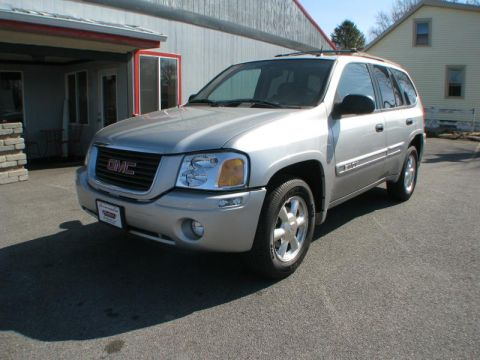 Pre-Owned 2005 GMC Envoy 4d SUV 4WD SLE